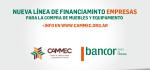 Nueva línea de financiamiento empresas